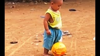 Funny Babies Videos | Cute Babies Dancing | Funny Baby playing Ball 2015