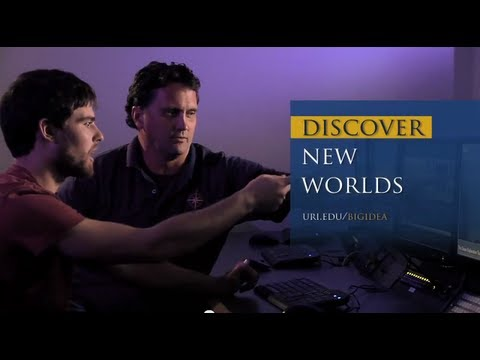 URI Think Big - Discover New Worlds