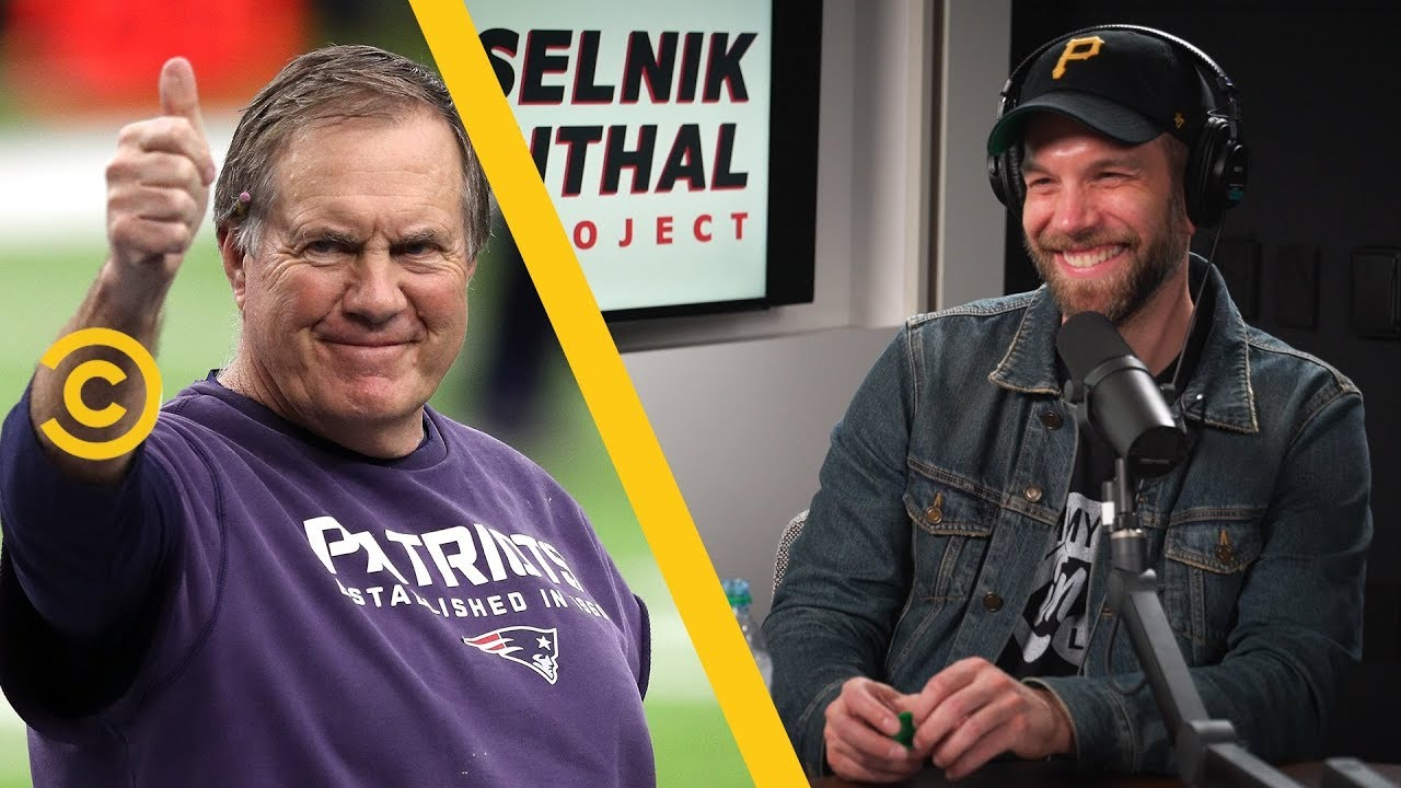 Bill Belichick Is an Absolutely Brutal Paintball Player - The Jeselnik & Rosenthal Vanity Project