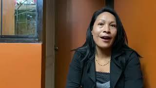 Lideresas ancashinas: ¡Conoce a Verónica Chávez!