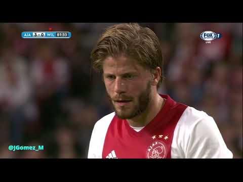 Lasse Schone - Ajax Amsterdam - Direct Free Kicks - Faltas Directas