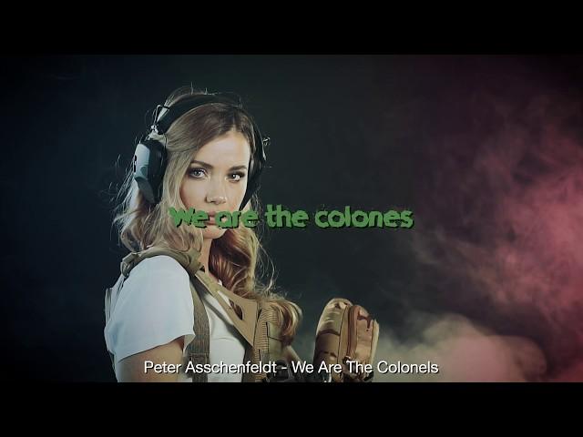 We Are The Colonels - Peter Asschenfeldt