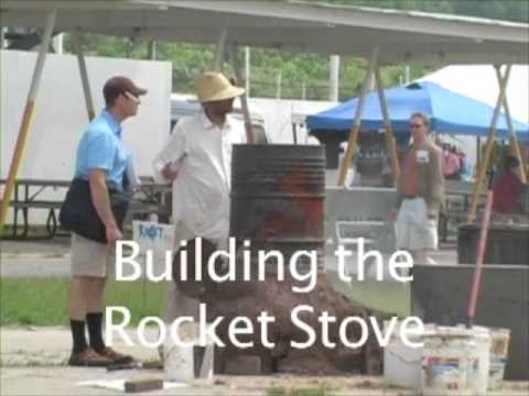 Thumbnail: The principles of a rocket stove and how to build one.