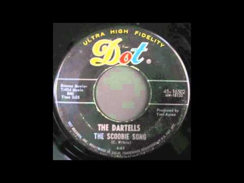 THE DARTELLS - THE SCOOBIE SONG