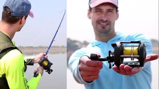 #2 Рыболовная Катушка с Алиэкспресс Топ 5 AliExpress Fishing reel Полезные товары для рыбаков