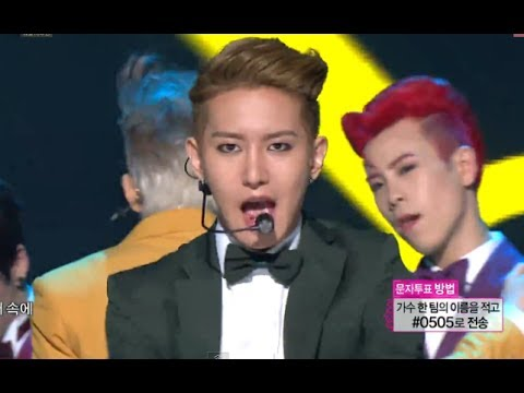 Block B - Very Good, 블락비 - 베리굿 Music Core 20131012
