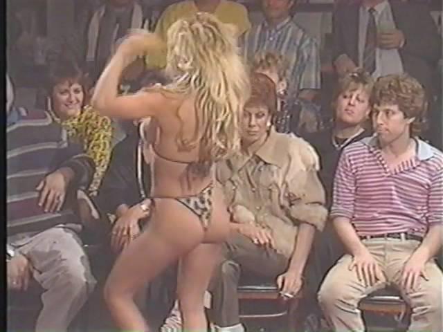 Letterman lisa ann sex