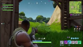 Fortnite Battle Royal PS4 - 7 Damage Shotgun (Bug)?