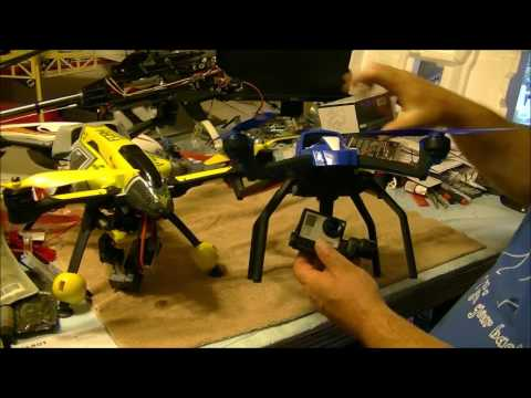HeliMax Form 500 And Traxxas Aton Plus Quad Review And Comparison ...