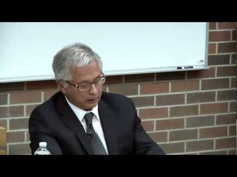 James Lewtas Lecture at Osgoode Hall Law School, September 2012