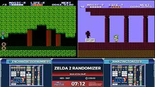 Random Number Generation - Zelda 2 Randomizer