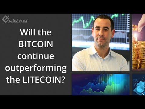 Will The Bitcoin Continue Outperforming The Litecoin?
