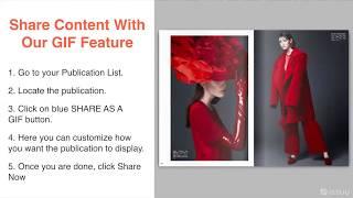 Social Sharing using Issuu Tools (US Version) thumbnail