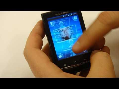 Sony Ericsson Xperia X10 mini краткий обзор