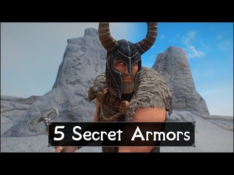 Skyrim: Top 5 Secret and Unique Armors You May Have Missed in The Elder Scrolls 5: Skyrim thumbnail