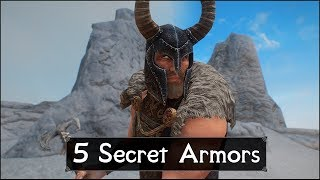 Skyrim: Top 5 Secret and Unique Armors You May Have Missed in The Elder Scrolls 5: Skyrim