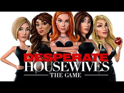 Desperate Housewives: The Game - Gameplay (Android) 1080p