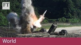 South Korea's 'red line' warning | World