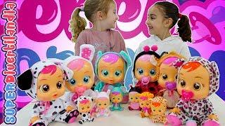 Nuevos Bebés Llorones y Mini Bebes Lagrimas Mágicas! Dotty, Nala y Lady. thumbnail