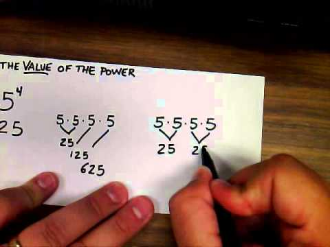 Exponential Form - YouTube