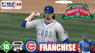 MLB 14: The Show (PS4) Chicago Cubs Franchise - EP16 (Second Half Begins, Trade Deadline Looms)