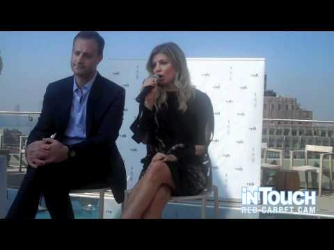 Fergie Launches Her Partnership With Voli Light Vodkas In NYC