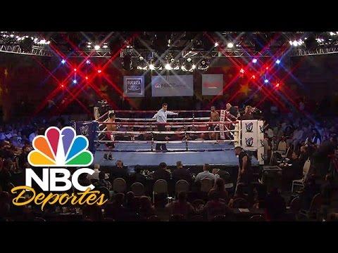 Quijano vs. Lozano ( la pelea completa ) | Boxeo Telemundo | NBC Deportes
