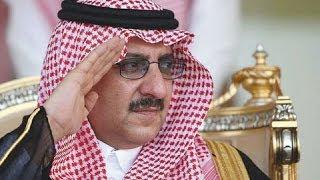 ولي العهد السعودي يؤدي القسم