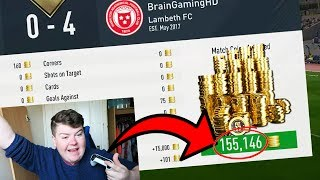 *NEW* FIFA 17 COIN GLITCH!!!! 🤑😍 MAKE UNLIMITED COINS!!💰 (How to get free coins on FIFA 17)