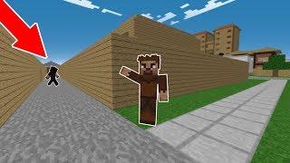 FAKİR ZAMAN MAKİNESİ İLE HIRSIZI YAKALIYOR! 😱 - Minecraft