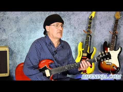 I Fought the Law - Bobby Fuller ( Guitar Lesson Part 2 )