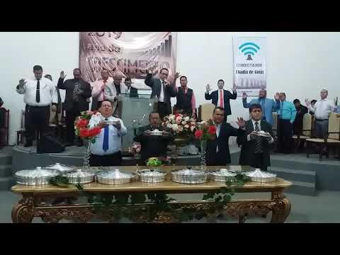 Onde tudo começou na minha vida ministerial em Abadia de Goiás,