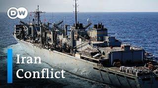 Is Iran conducting secret sabotage attacks? | DW News