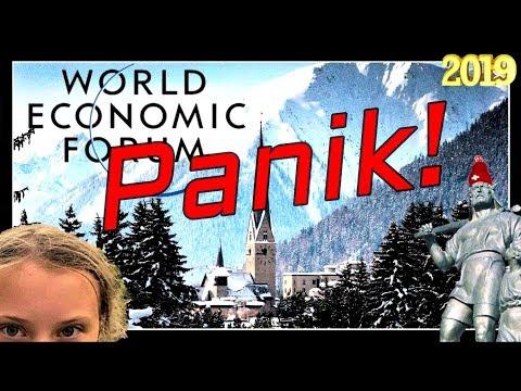 Panik der Globalisten | WEF hat ausgedient | Greta Thunberg