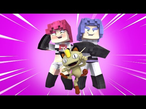 Minecraft: EQUIPE ROCKET ! - POKÉMON GENERATIONS 2 ‹ LOKI ›