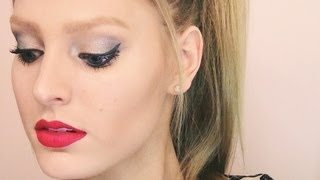 Cheer Makeup Tutorial! Thumbnail