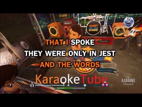 Journey  - Open Arms  ....   KaraokeTubeBox