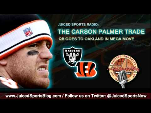 Breaking down the Carson Palmer trade to Oakland: Huge deadline deal in the NFL