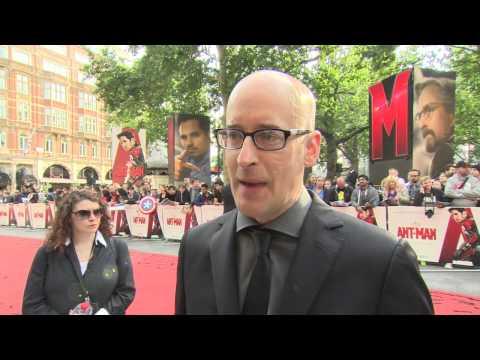 Marvel's AntMan: Director Peyton Reed UK Red Carpet Movie Premiere