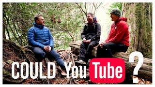 Adam Gibbs and Gavin Hardcastle Talk landscape photography on youtube.