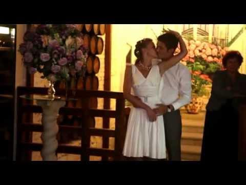 Видео свадебного танца в стиле Грязные танцы