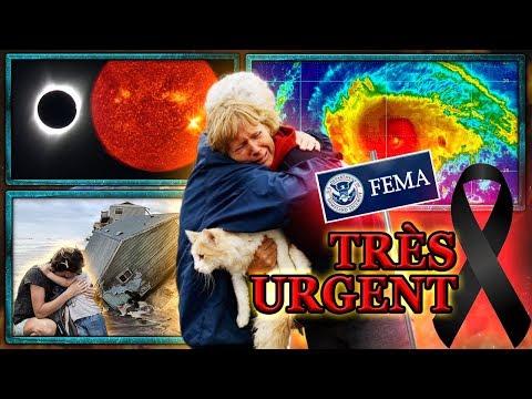 Alcyon Pléiades 61: Ouragans fabriqués, géo-ingénierie, Fema, attentat Barcelone, Virus, éclipse.