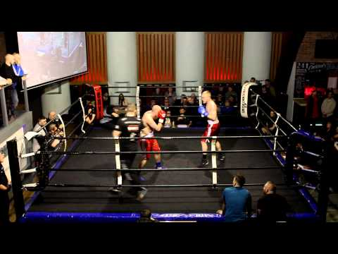 IBC Boxing  - Gary McNally vs Rick Wood