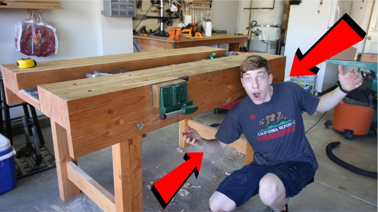 The Best Workbench Ever Youtube