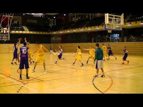 Landstede Basketball Zwolle Netherlands   U20   Luxembourg Basketball Academy