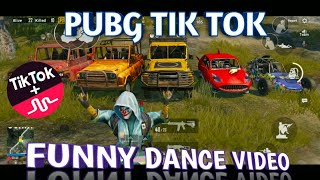 PUBG TIK TOK FUNNY DANCE ( NO 81) AND FUNNY MOMENTS      BY PUBG FUN