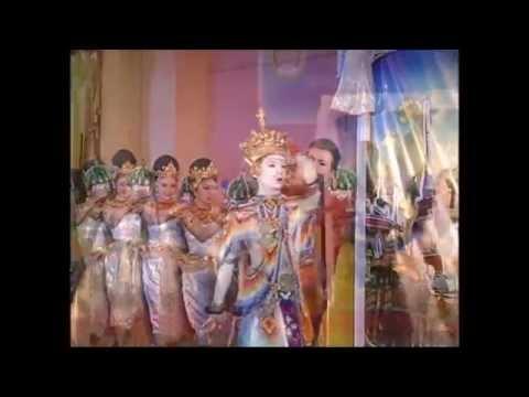 การแสดงชุดวัฒนธรรมภาคใต้ สาขานาฏศิลป์และการแสดง มรภ นครศรีฯ