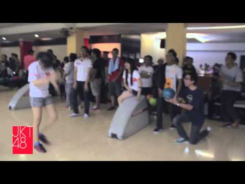 JKT48 diary: BOWLING EVENT