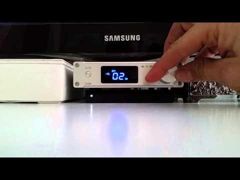 SMSL Q5 Full Digital Amplifier Rev  2 Review - YouTube
