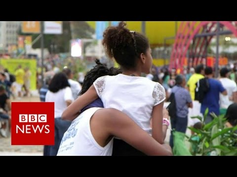 Has Rio benefitted from Olympics? BBC News